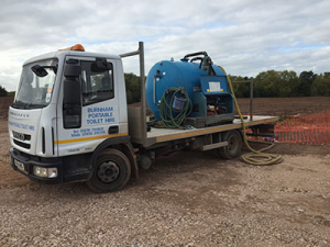 septic tank emptying somerset