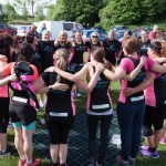 Becky Amestoy Cardiff Half Marathon 2017Ladies Running Club Highbridge