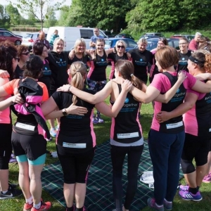 Becky Amestoy Cardiff Half Marathon 2017Ladies Running Club Highbridge