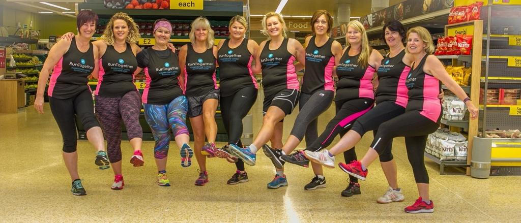 Ladies Running Club Somerset Highbridge 2017-3